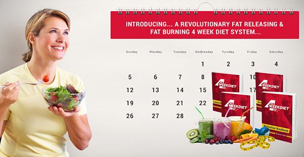 4 Week Diet Food Menu