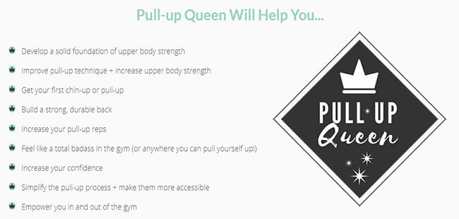 Pullup Queen PDF