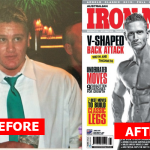 Science Based Six Pack Before and After