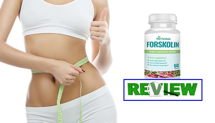 VitaX Forskolin Review