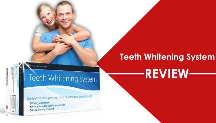 Bella Labs Teeth Whitening review
