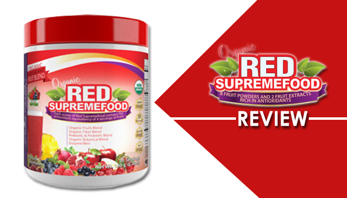 Red SupremeFood review