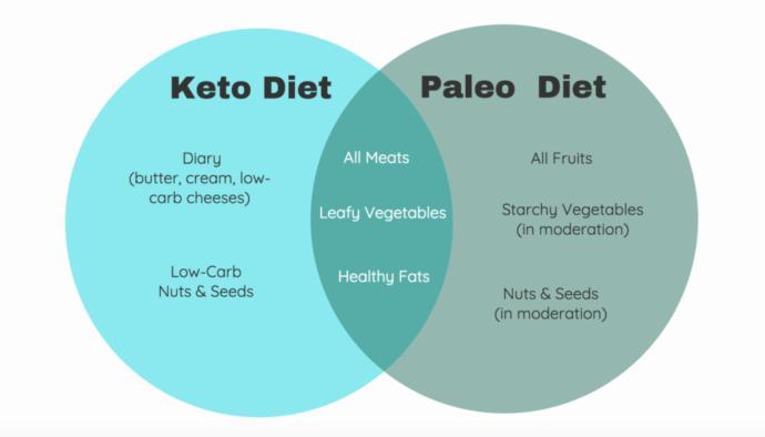 Ketogenic Diet Vs Paleo Diet